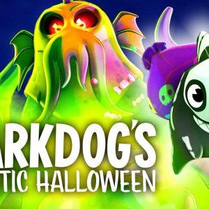 Sharkdog's Fintastic Halloween FULL HALLOWEEN SPECIAL 🍬 Netflix Jr