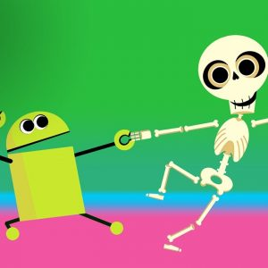 Human Body Songs for Kids Mashup: Let's Learn with StoryBots! 👤 Netflix Jr