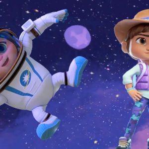 You're a Star Remix Music Video 🎵 l Ridley Jones l Netflix Jr