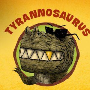 Meet the Tyrannosaurus Rex! 🦖 StoryBots: Dinosaurs for Kids | Netflix Jr