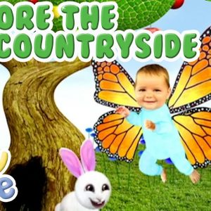 @Baby Jake - Let's Explore the Countryside! 🐮 🚜 🍃 | Episodes | @Wizz Explore