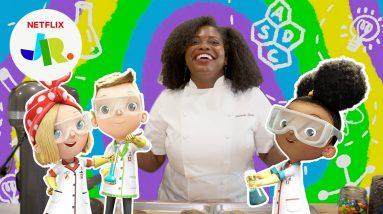 Wheel of Science 🧪 Ada Twist, Scientist | Netflix Jr